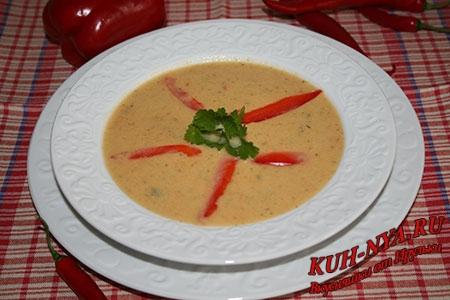 Овощной суп- пюре «Летний»