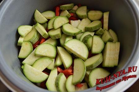 Жаркое из говядины с овощами (рецепт для мультиварки)