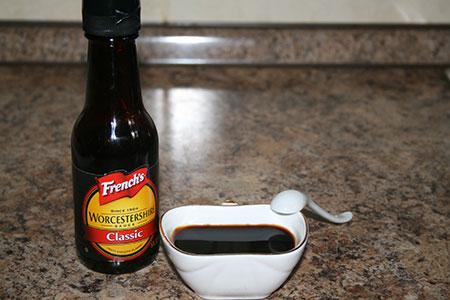 Как сделать соус вустерский соус